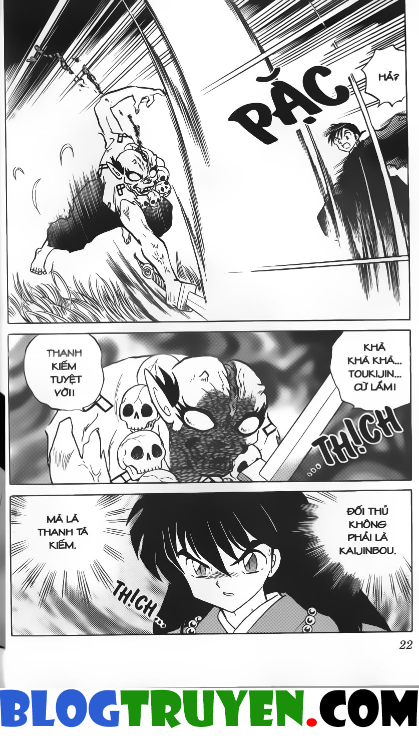 Inuyasha vol 17.1 trang 21