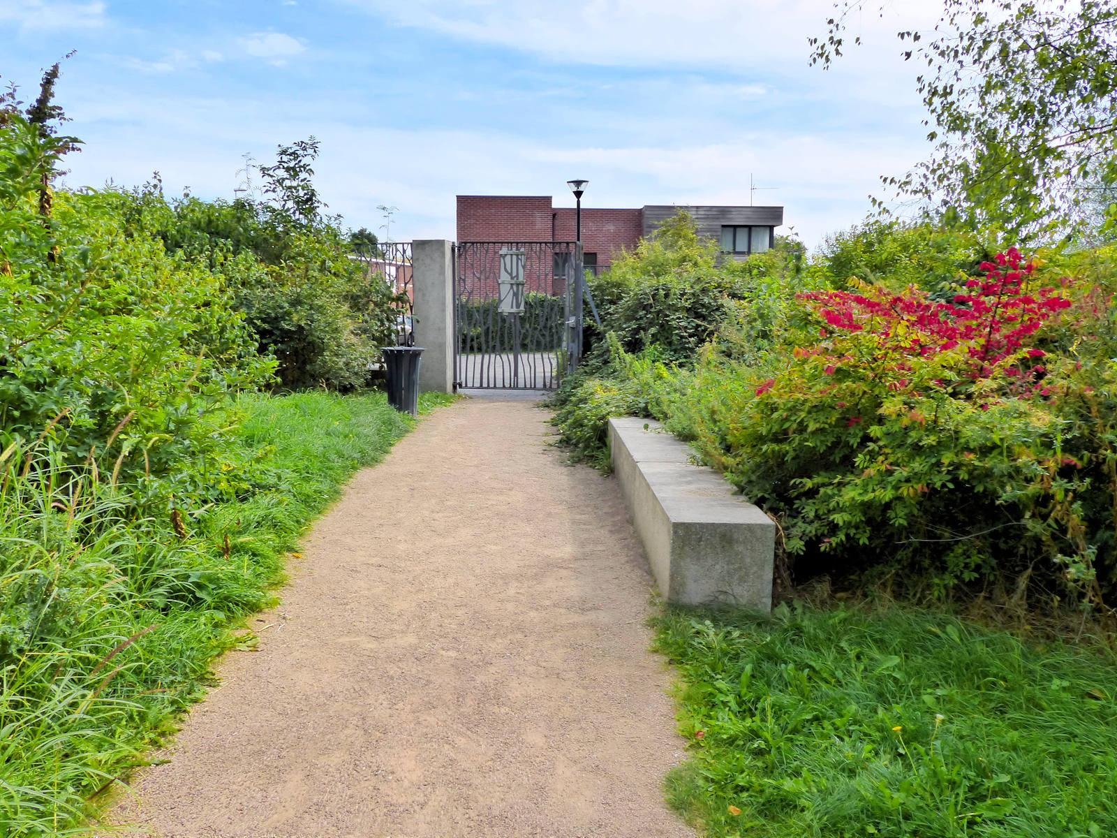 Parc Jean Moulin, Tourcoing