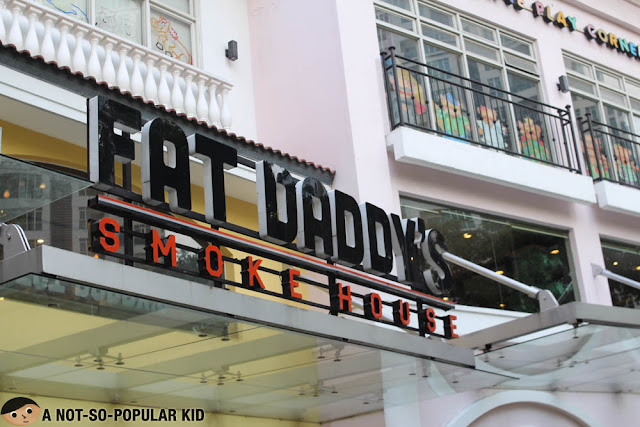 Fat Daddy's Smoke House in BGC