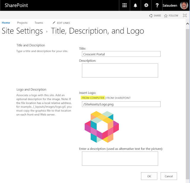 SharePoint Online How to Change Site Logo using PowerShell