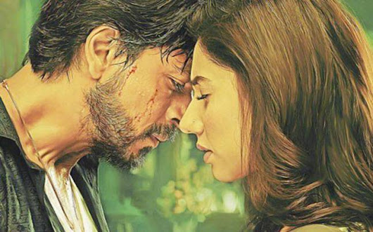 "Raees releases its first video song ""O Zaalima"" & Mahira sizzles in it - Watch Video"