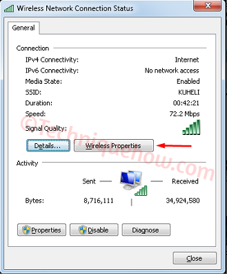 How to Find Saved WiFi Password in Windows 10? *NEW | Techniquehow Com