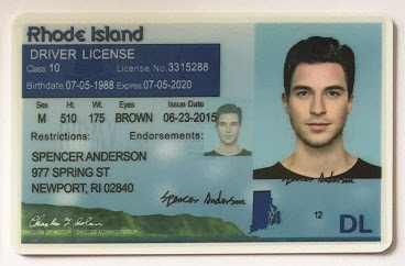 how to make a fake license online