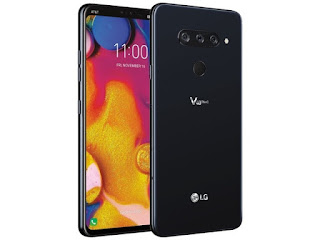 LGV40 FIRST IMPRESSION:5 CAMERAS ON PHONE!