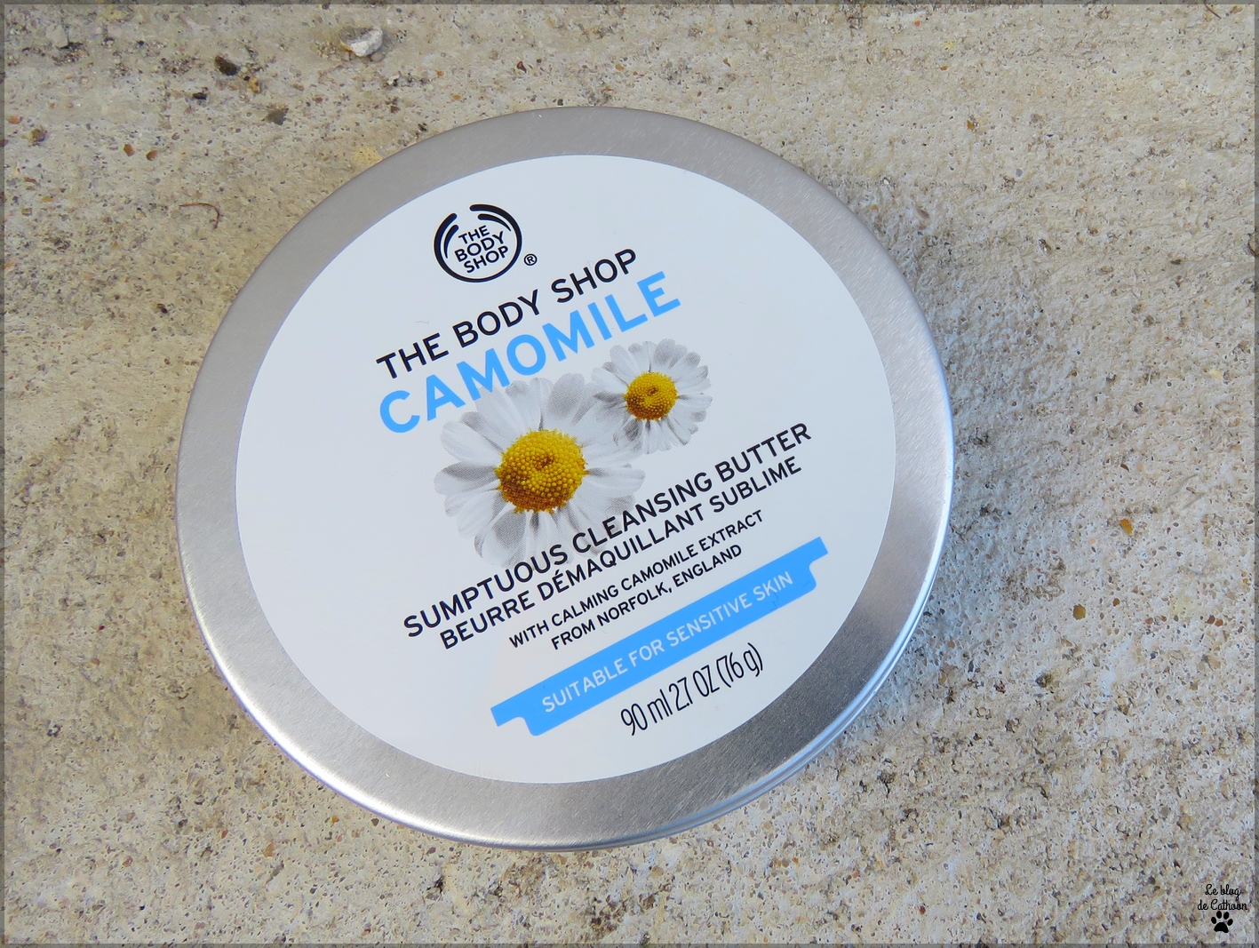 Baume Démaquillant Sublime - Camomille - The Body Shop