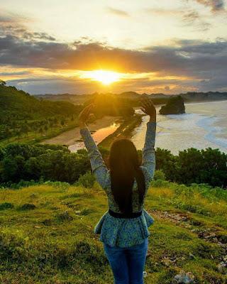 Rute Dan Lokasi Pantai Parang Dowo Malang