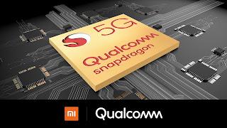 Mi mix 3 5g coupled qualcomm snapdragon 855 processor
