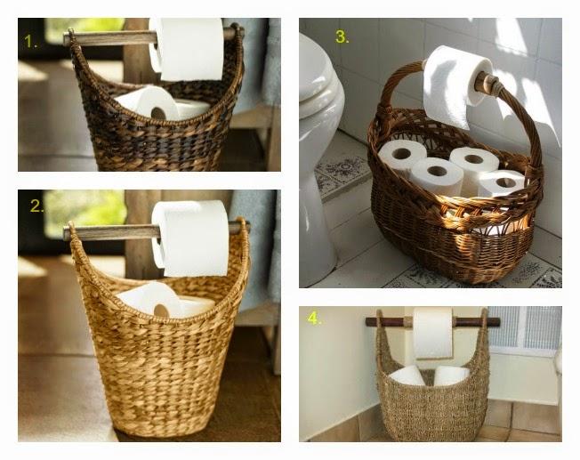 Mi rinc n de sue os donde poner el papel higienico en el ba o - Ideas para hacer un tocador ...