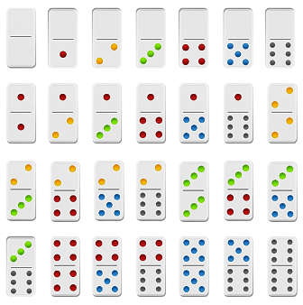 game cờ Domino trong iWin