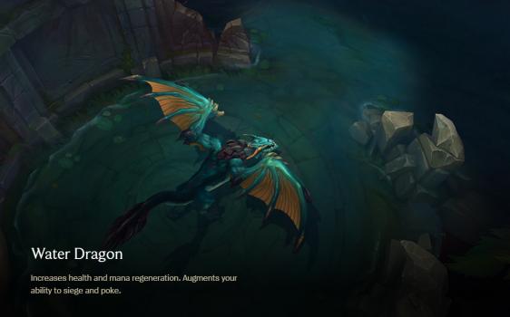 Ý nghĩa bùa rồng mới sẽ ra mắt trong phiên bản 6.9