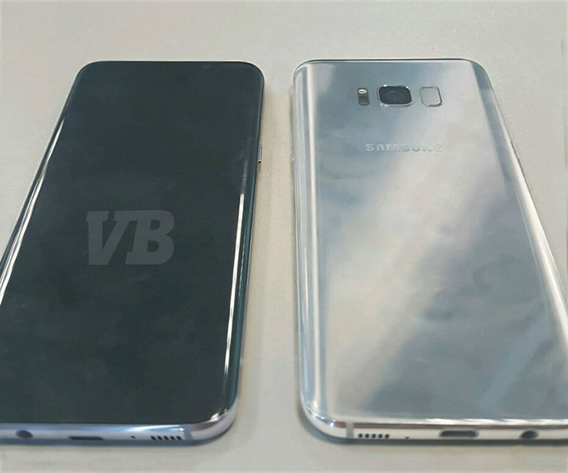 Is this the new Samsung Galaxy S8?