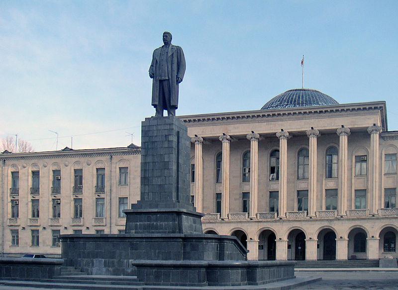 Joseph Stalin statue