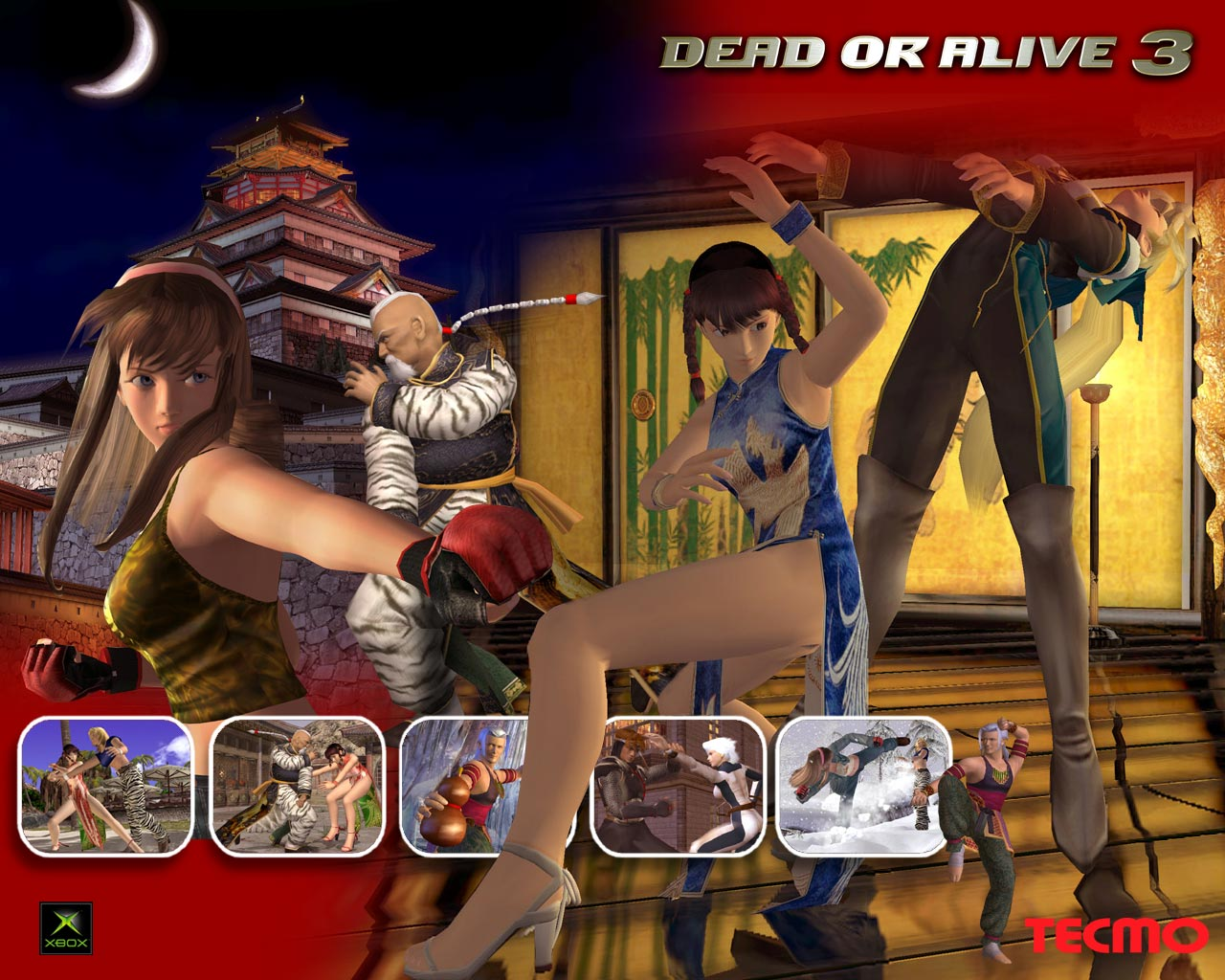 Download Dead Or Alive 3 For Pc