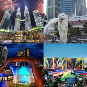 tour ke malaysia singapore