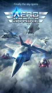 Aero Strike v1.4.0 Apk Mod + Data OBB1