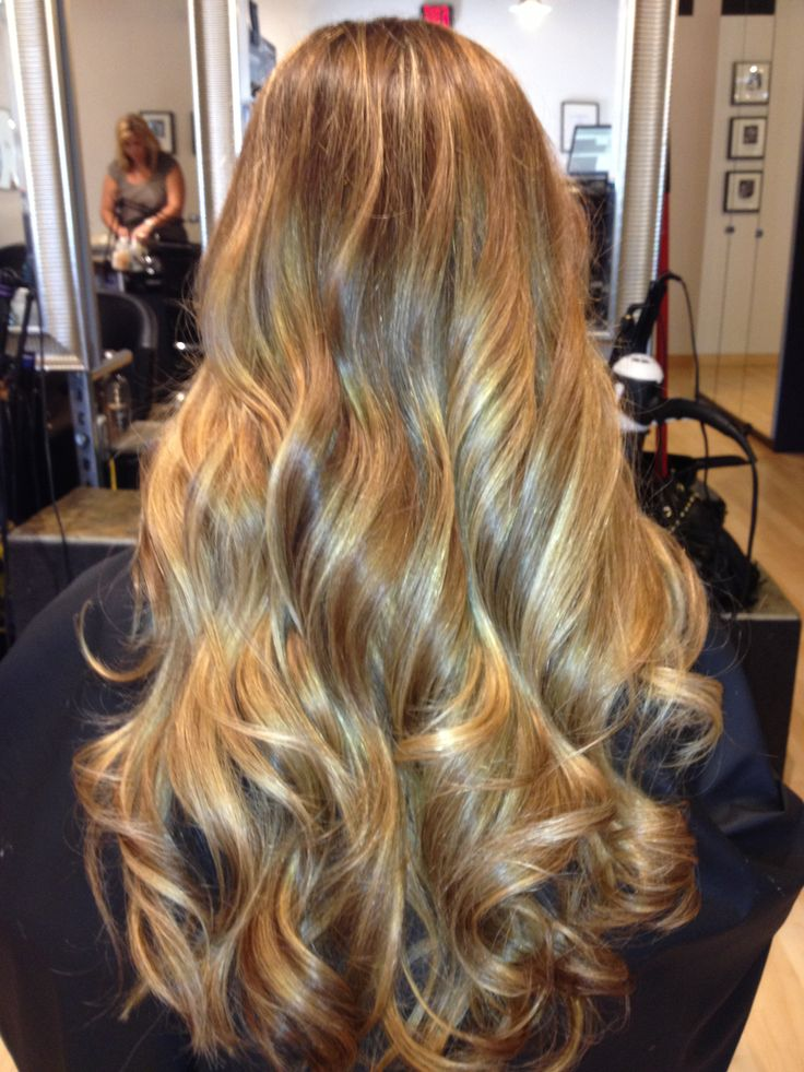Shiny  gold hairstyles  The HairCut Web