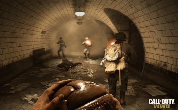 بالخطأ النقط المضاعفة كانت متوفرة على لعبة Call of Duty : WWII منذ إطلاقها
