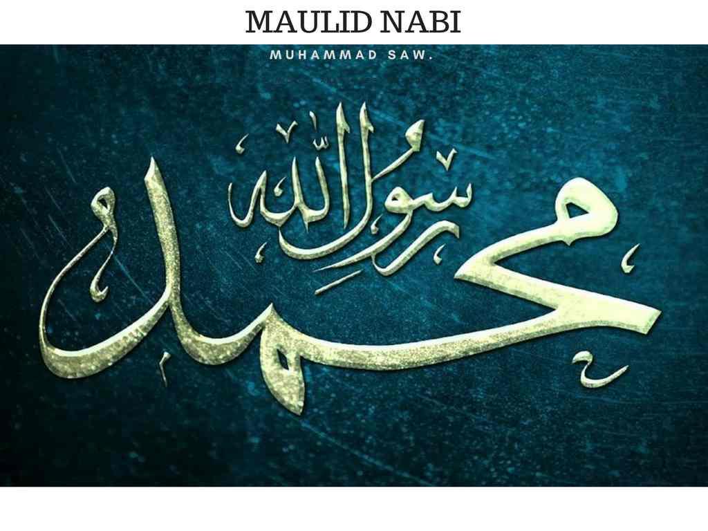 Pengertian Maulid Nabi Muhammad SAW dan Maknanya - IDR5k Artikel