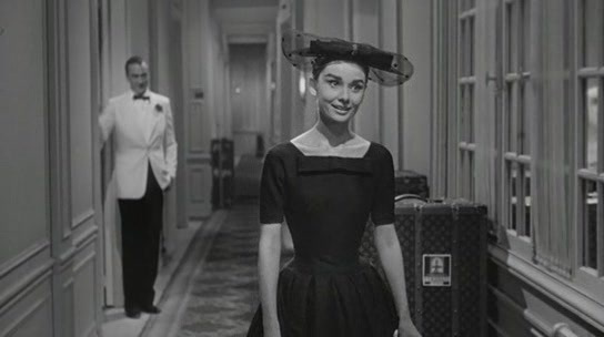 Hepburn Love Audrey Givenchy Afternoon