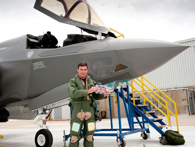 f-35 royal air force