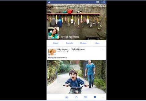 تحميل تحديث فيس بوك عربي مجانا لويندوز موبايل 10