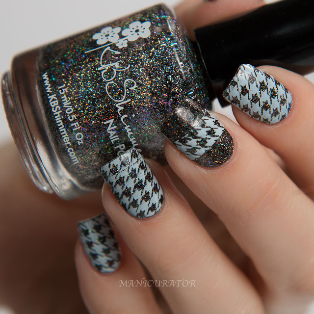 KBShimmer-Night-Bright-Flame-Houndstooth-Nail-Art-Decal