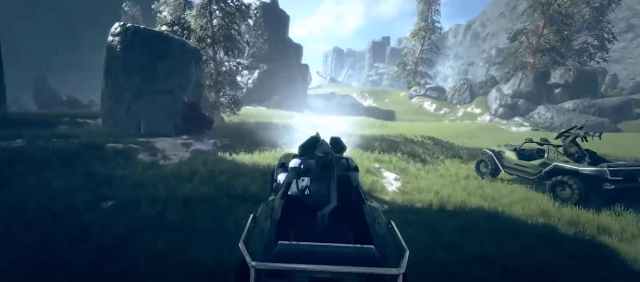 Echa un vistazo a Installation 01, videojuego basado en Halo para PC