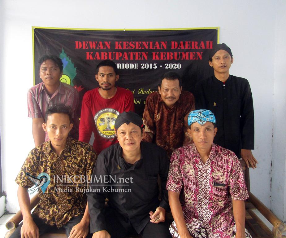 DKD Kebumen Fasilitasi Pembentukan Forum Komunitas Ebleg