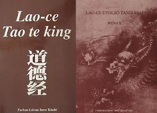 Lao-ce könyvek