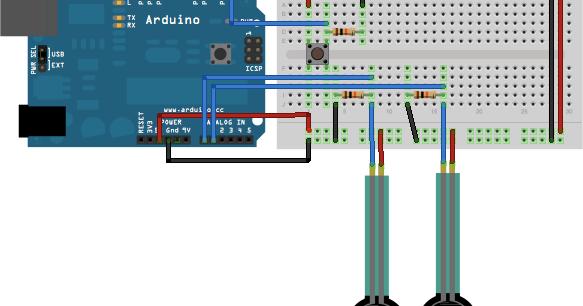 Serial call and response handshaking arduino tutorial