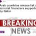 SENARAI INDIVIDU DAN ORGANISASI TERLIBAT DENGAN AKTIVITI KEGANASAN YANG DIKELUARKAN OLEH ARAB SAUDI, UAE, BAHRAIN DAN MESIR