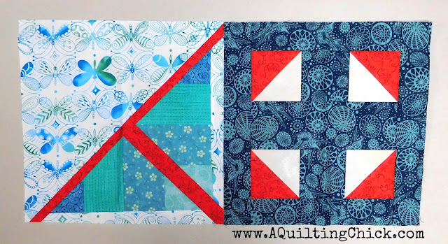 A Quilting Chick - QP2017-1