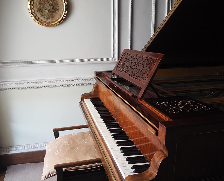 Georgian Piano