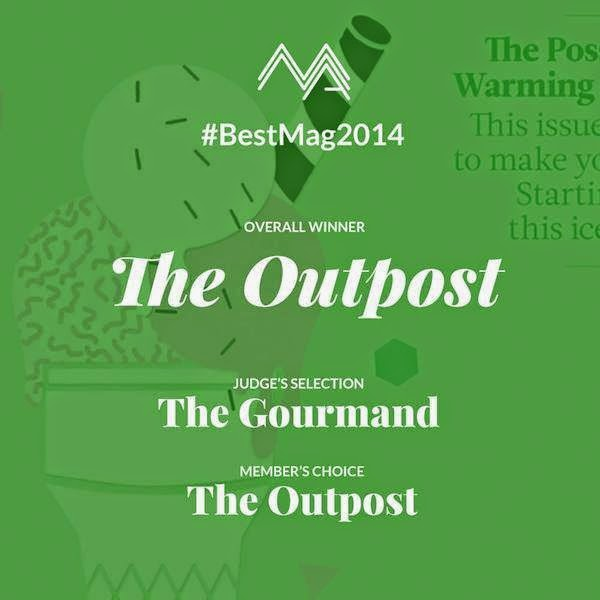 the outpost magpile awards 2014