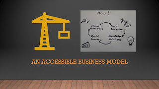 An accessible business model