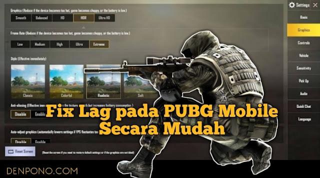 Cara Mengatasi Lag Pada Game PUBG Mobile dengan File Usersettings.ini