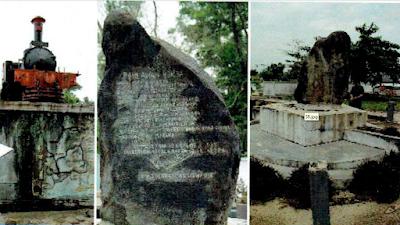 Lokasi Wisata Sejarah Kota Pekanbaru TAMAN MAKAM PAHLAWAN KERJA