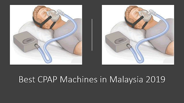 CPAP Machines in Malaysia