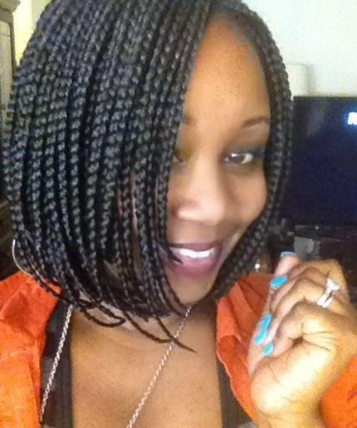Interesting Braided Bob Haircuts For Women Hairstylo - Bob hairstyle with braids