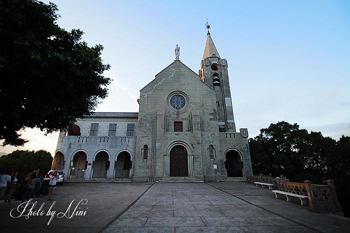 【澳門景點】主教山小堂。玩家才知道的私密夜景