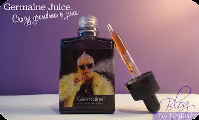 Germaine e-liquide vapotage