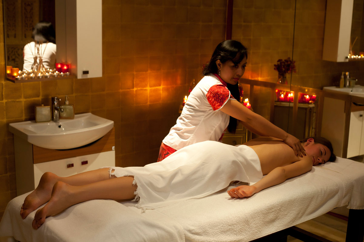 Body Massage Spa In Indiranagar