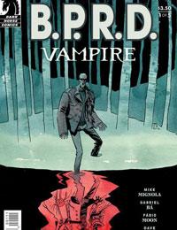 B.P.R.D.: Vampire
