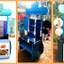 Booth Portable Aneka Makanan dan Minuman D'Mini Rp 2.900.000