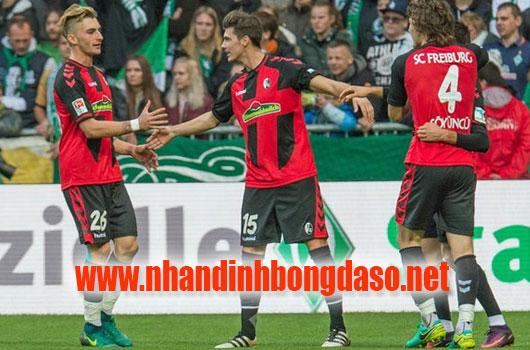 Freiburg vs Bayer Leverkusen 18h30 ngày 7/10 www.nhandinhbongdaso.net