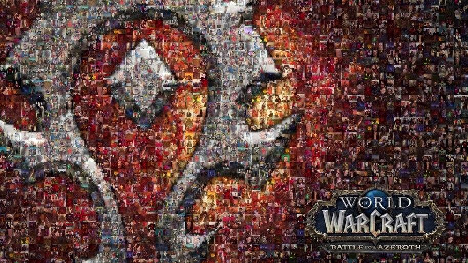 The Horde Wow 4k Wallpaper 4363