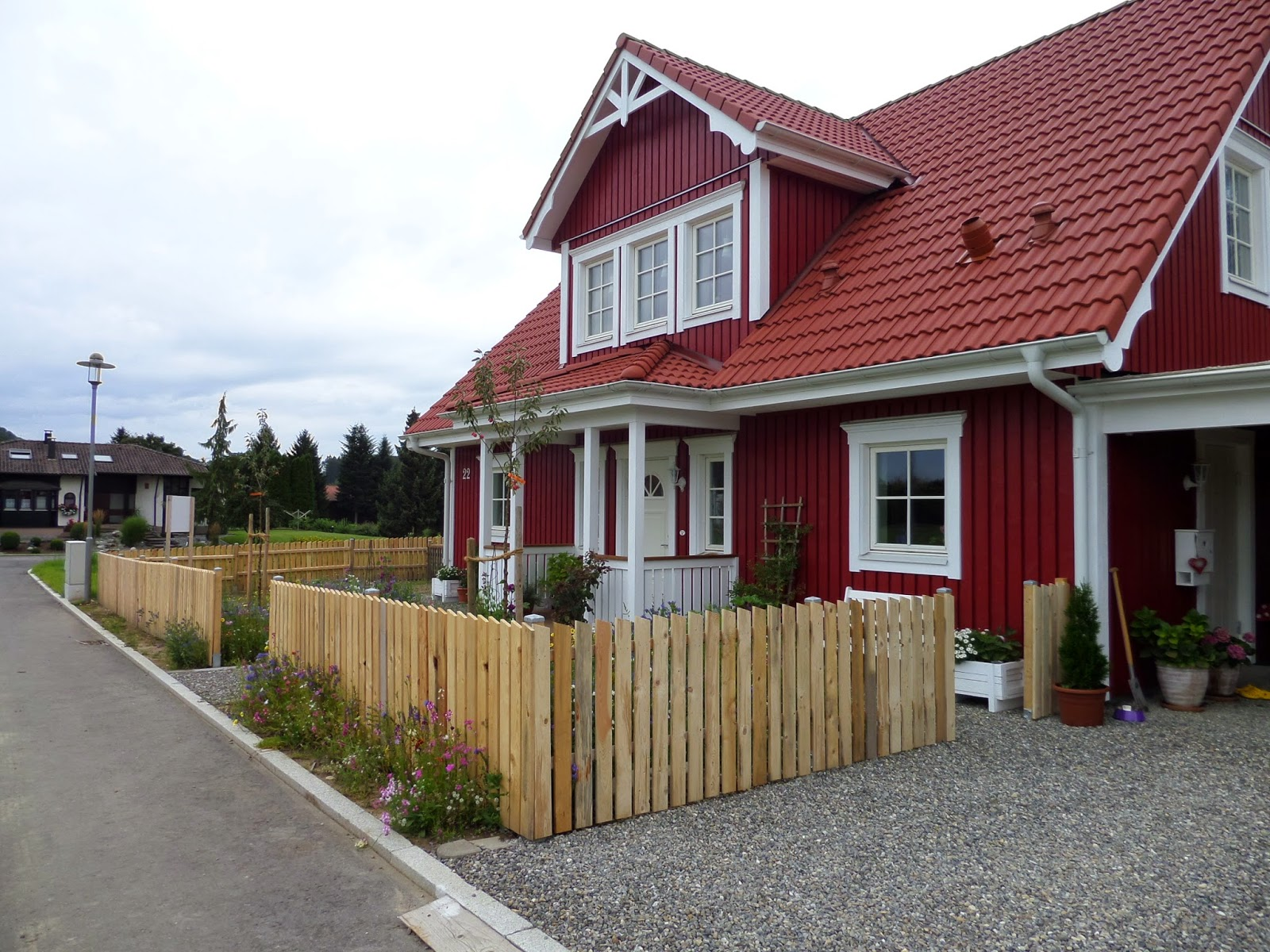 Luxus Zaun Selber Bauen | Einzigartige Ideen Zum Sichtschutz