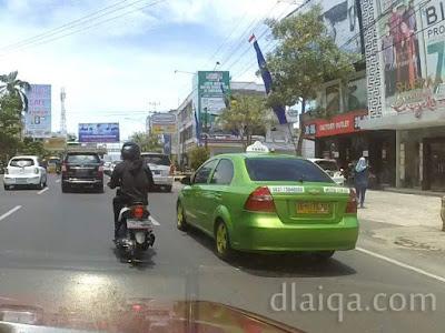 penampakan taksi Puspa Jaya (2)