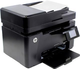 Download Printer Driver HP LaserJet Pro M127FW