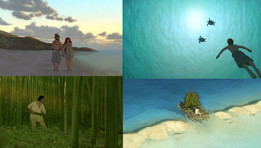 Get a Closer Look at Studio Ghibli's Co-Production 'The Red Turtle'